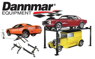 Dannmar Lifts & More at Summit Racing