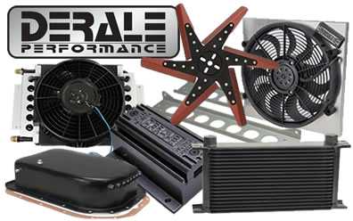 Derale Performance Fans Coolers More