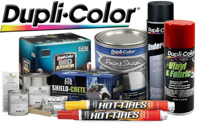DupliColor Automotive Paint, Primer & More