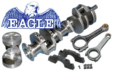 Eagle Rods Crankshafts Amp More Products At Summit Racing