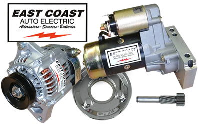 East Coast Auto Electric At Summitracing Alternators Starters And Accessories