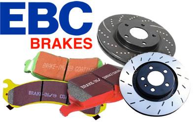 Ebc Brake Pads >> EBC Brakes: Pads, Brake Rotors, Brake Kits, & More