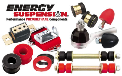 Polyurethane Suspension Bushings >> Energy Suspension Polyurethane Bushings At Summit Racing