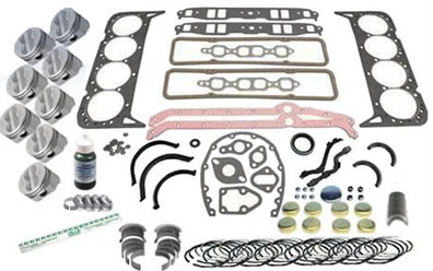learn how to build an engine kit