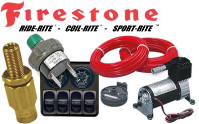 Firestone Ride Rite, Coil Rite, Sport Rite