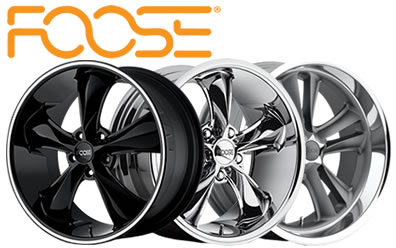 Foose Wheels At Summit Racing