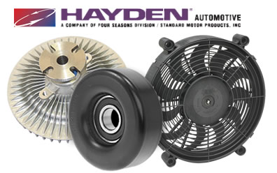Hayden Automotive At Summitracing Fluid Coolers Electric Cooling Fans And Fan Accessories