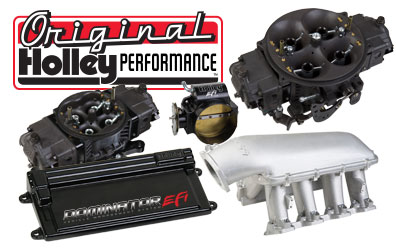 holley performance carbs & more