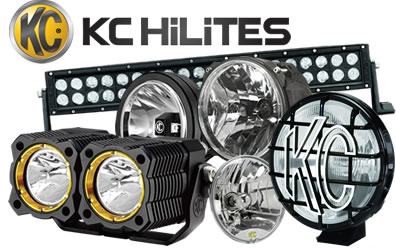 KC HiLiTES Lights Light Bars u0026 More & KC HiLiTES Lights Light Bars u0026 More at Summit Racing
