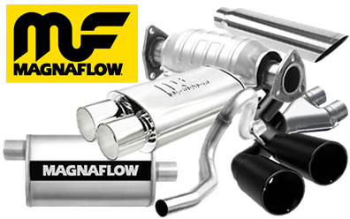 MagnaFlow Exhaust: Mufflers, Systems, Tips & More
