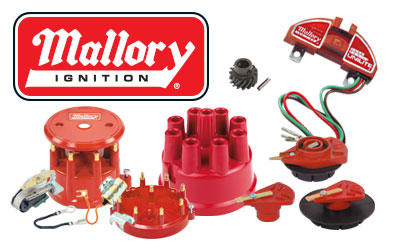 Mallory Ignition at Summit Racing on