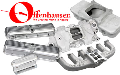 Offenhauser Intakes More Engine Parts At Summit Racing