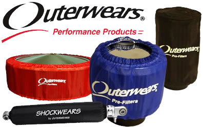 Outerwears Pre-Filters u0026 More at Summit Racing