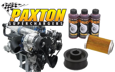 Paxton Superchargers & More at Summit Racing