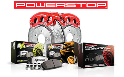 Power Stop Brakes: Rotors, Pads & More at Summit Racing