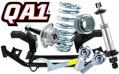 QA1 High Performance Suspension, Driveshafts, Rod Ends & More