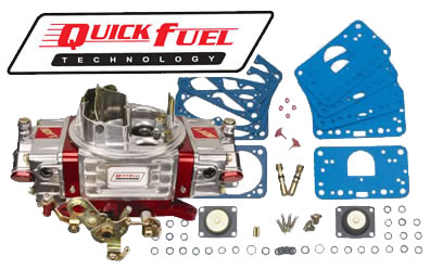 Quick Fuel Technology at Summit Racing