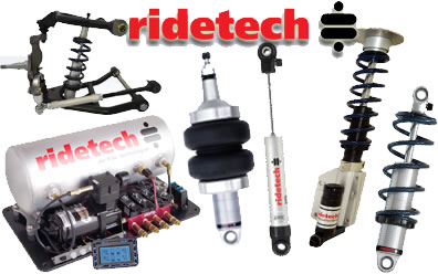 RideTech/Air Ride Technologies at Summit Racing