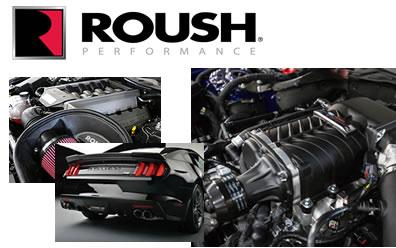 Roush Performance Parts at Summit Racing