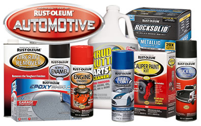 Rust Oleum Automotive Paint More