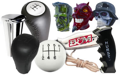 Shift Knobs At Summit Racing