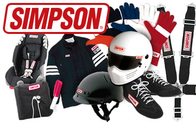 Simpson Racing Suits >> Simpson Helmets Shoes Suits More At Summit Racing
