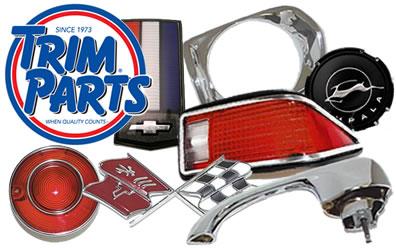Trim Parts Automotive Restoration More