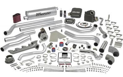 Turbocharger Kits at SummitRacing com: Turbochargers and