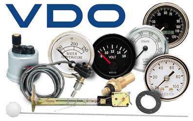 VDO Gauges, Instruments & More