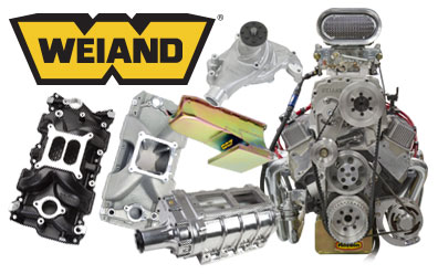 Weiand Superchargers, Intakes & More at Summit Racing