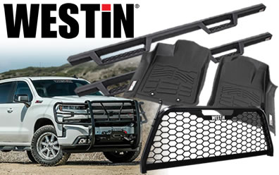 Westin Automotive Running Boards More At Summit Racing