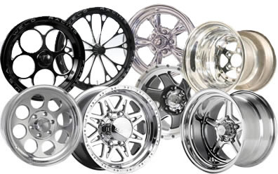 Steel Aluminum Amp More Aftermarket Wheels At Summit Racing