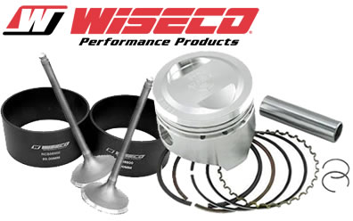 Wiseco Pistons Rings More