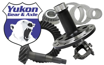 Yukon Gear & Axle Differentials, Axles & More Parts