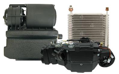 A/C Evaporator Cores