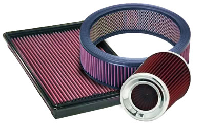 Performance & Replacement Air Filters