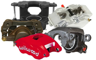 Performance & Replacement Brake Calipers