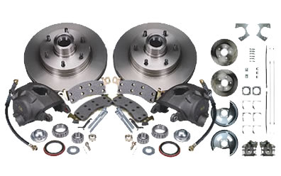 Disc Brake Conversion Kits at Summit Racing