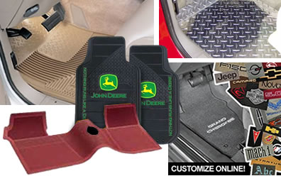 Car and Truck Floor Mats