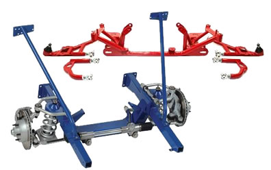 Hot Rod Front End Suspension Kits at Summit Racing