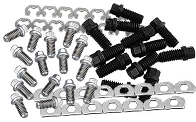header bolts studs at summit racing Chevy Trax header fasteners