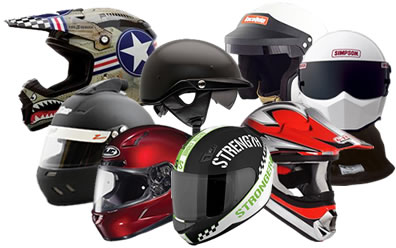 Race Helmets At Summit Racing