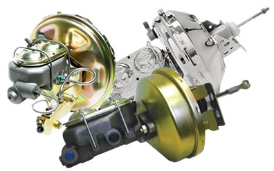 Master Cylinder & Brake Booster Assemblies at Summit Racing