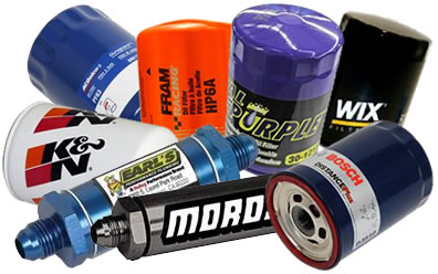 Performance & Replacement Oil Filters