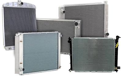 Radiators: Aluminum, Copper & More