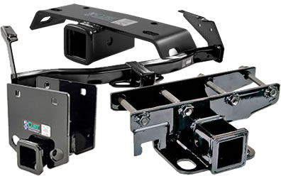 Class 1, 2, 3, 4 & 5 Trailer, Receiver & Tow Hitches