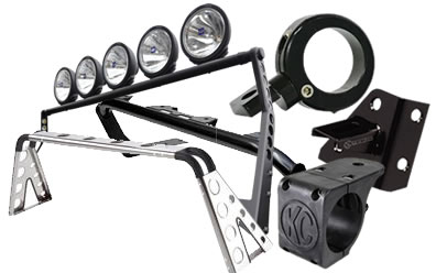 Light Bars, Roll Bars & Light Mounts at Summit Racing