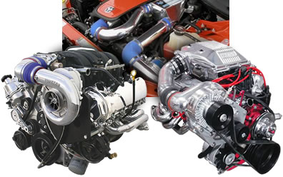 Centrifugal Supercharger Kits at Summit Racing