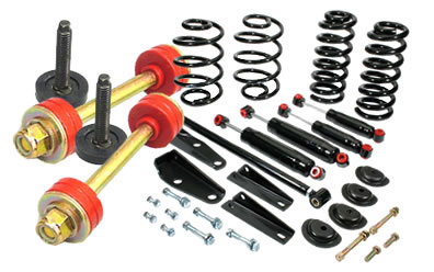 Suspension Lowering Kits at Summit Racing