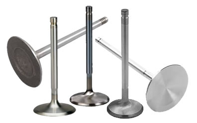 Intake and Exhaust Engine Valves at Summit Racing